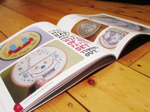 Craftie magazine. Otherwise known as my life and soul.