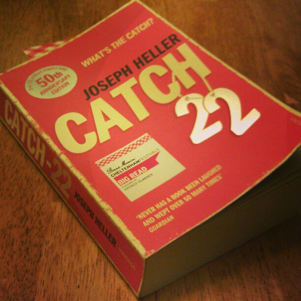 book review catch 22