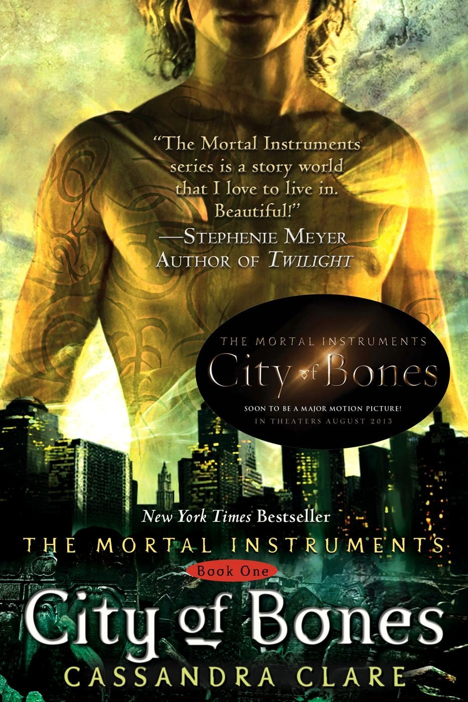summary of city of bones Enter the world of the shadowhunters in this special edition of the new york  times bestselling city of bones, complete with gorgeous cover art from the netflix .
