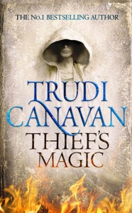 Thief's Magic by Trudi Canavan (Expected May 13, 2014)