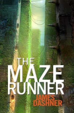 "Cover of ""The Maze Runner"""