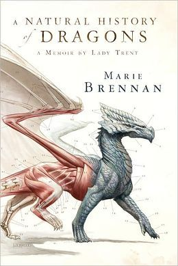 The cover of A Natural History of Dragons