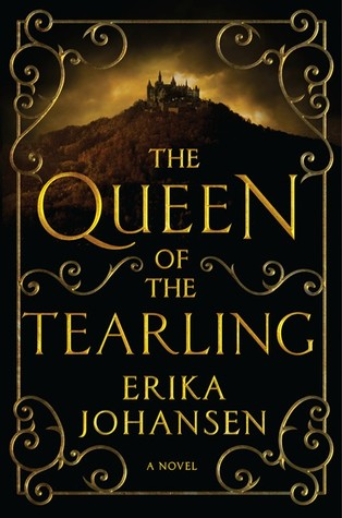Hardcover edition of The Queen of the Tearling
